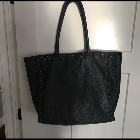 Neiman Marcus Handbags - Neiman Marcus Brand Faux Leather Tote - Large